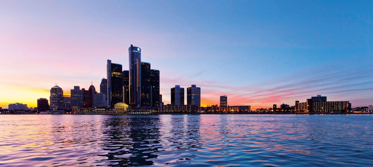 Detroit is one of the best U.S. cities to visit