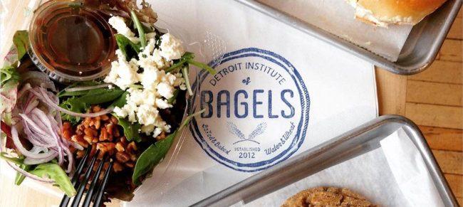 Detroit Institute of Bagels, a Corktown Detroit restaurant