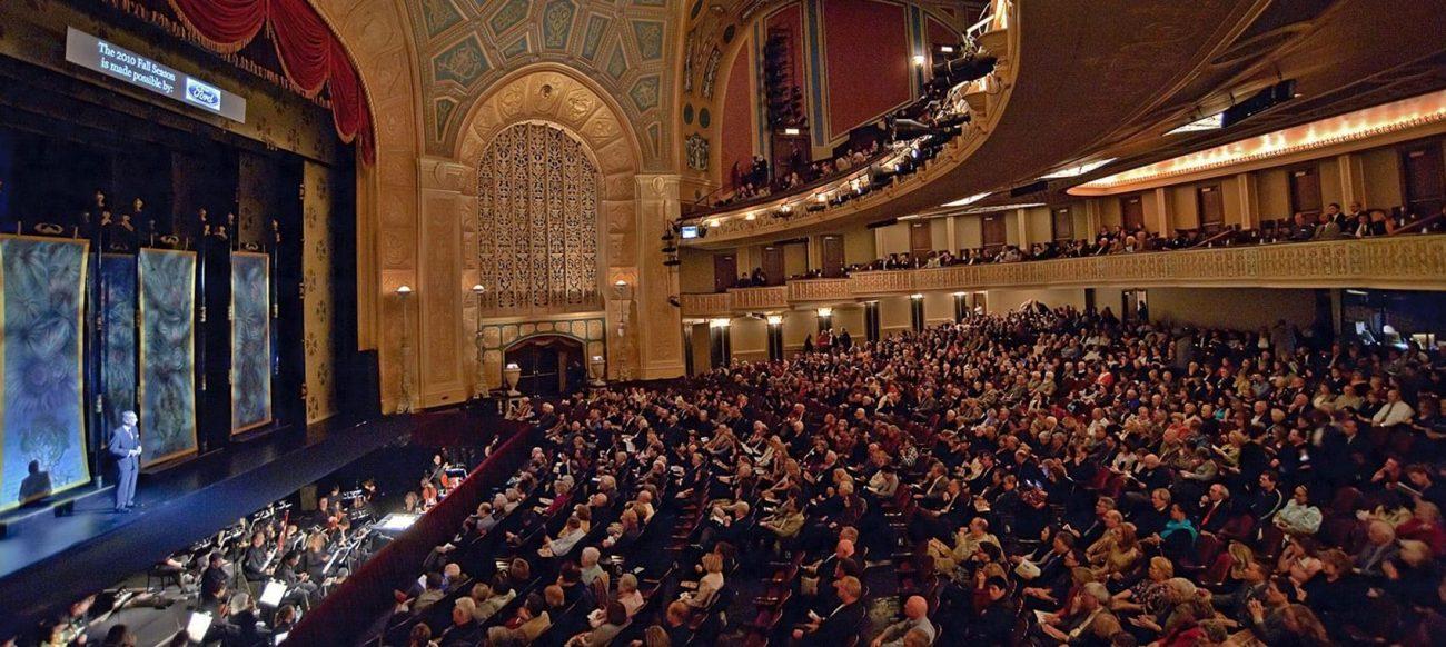 Detroit Opera House / Michigan Opera Theatre