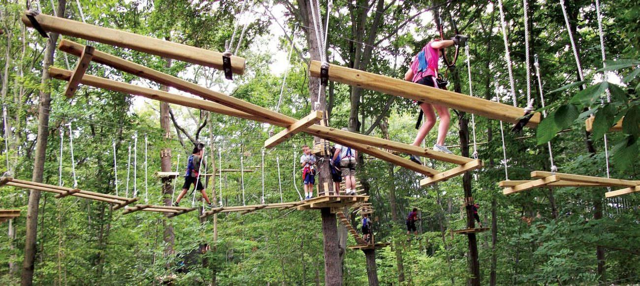 The Adventure Park at West Bloomfield is one of the many things to do in Novi this weekend
