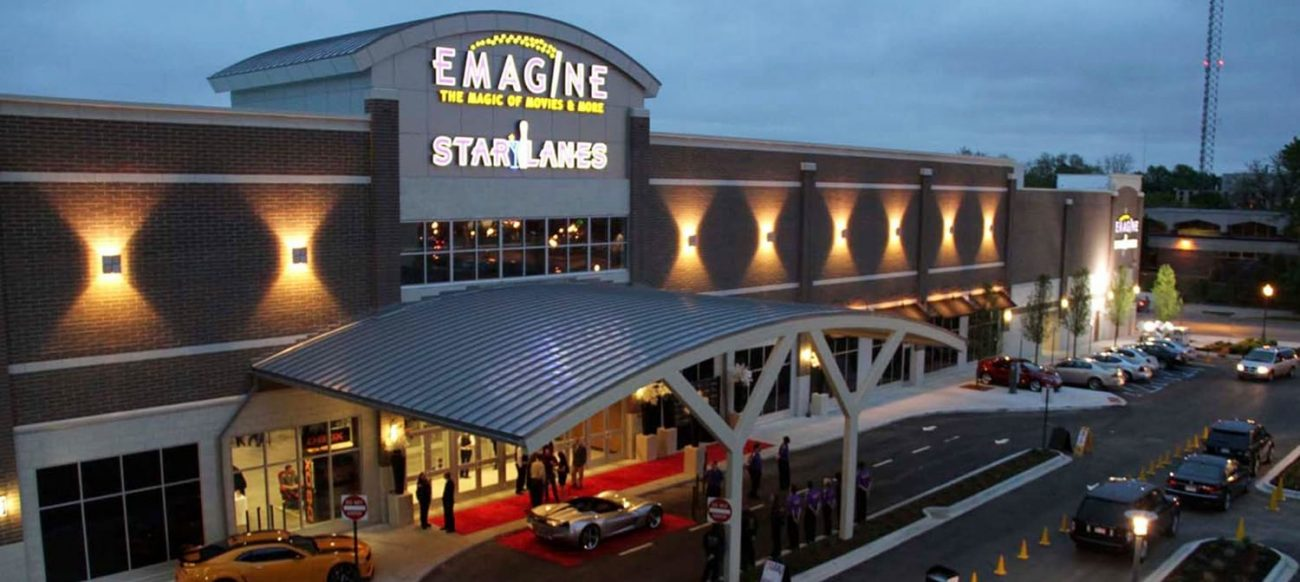 Emagine Entertainment Royal Oak