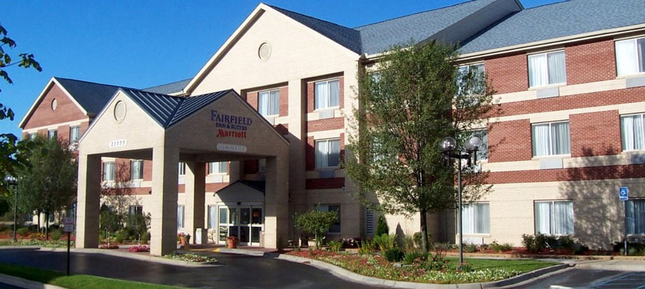 Fairfield Inn & Suites Farmington Hills