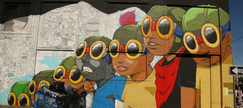 Hubert Massey Discusses Detroit Murals & Art Scene