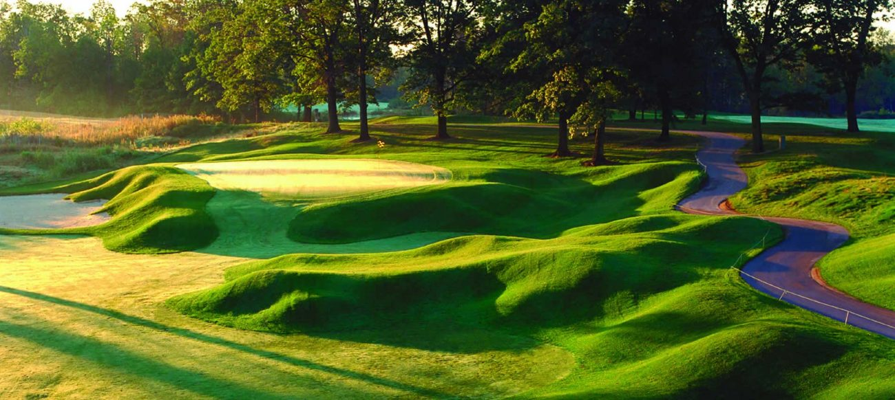 FIeldstone Golf Club in Detroit