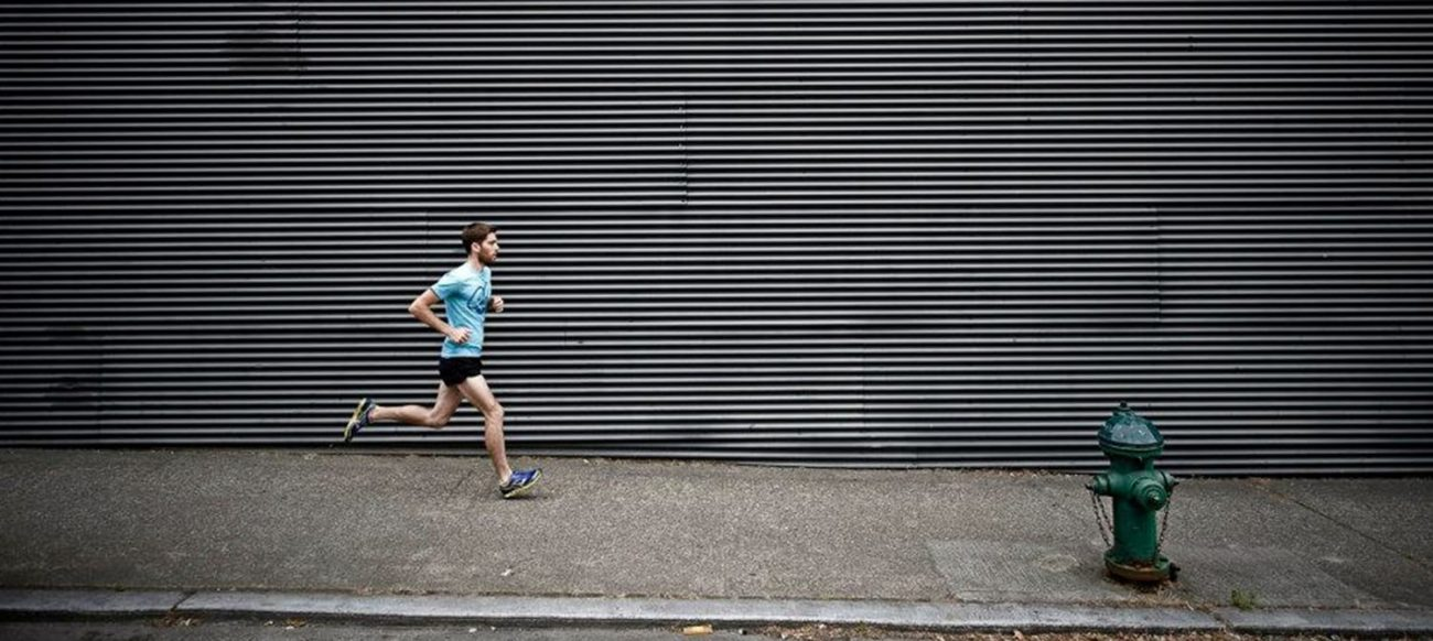 Running in Detroit