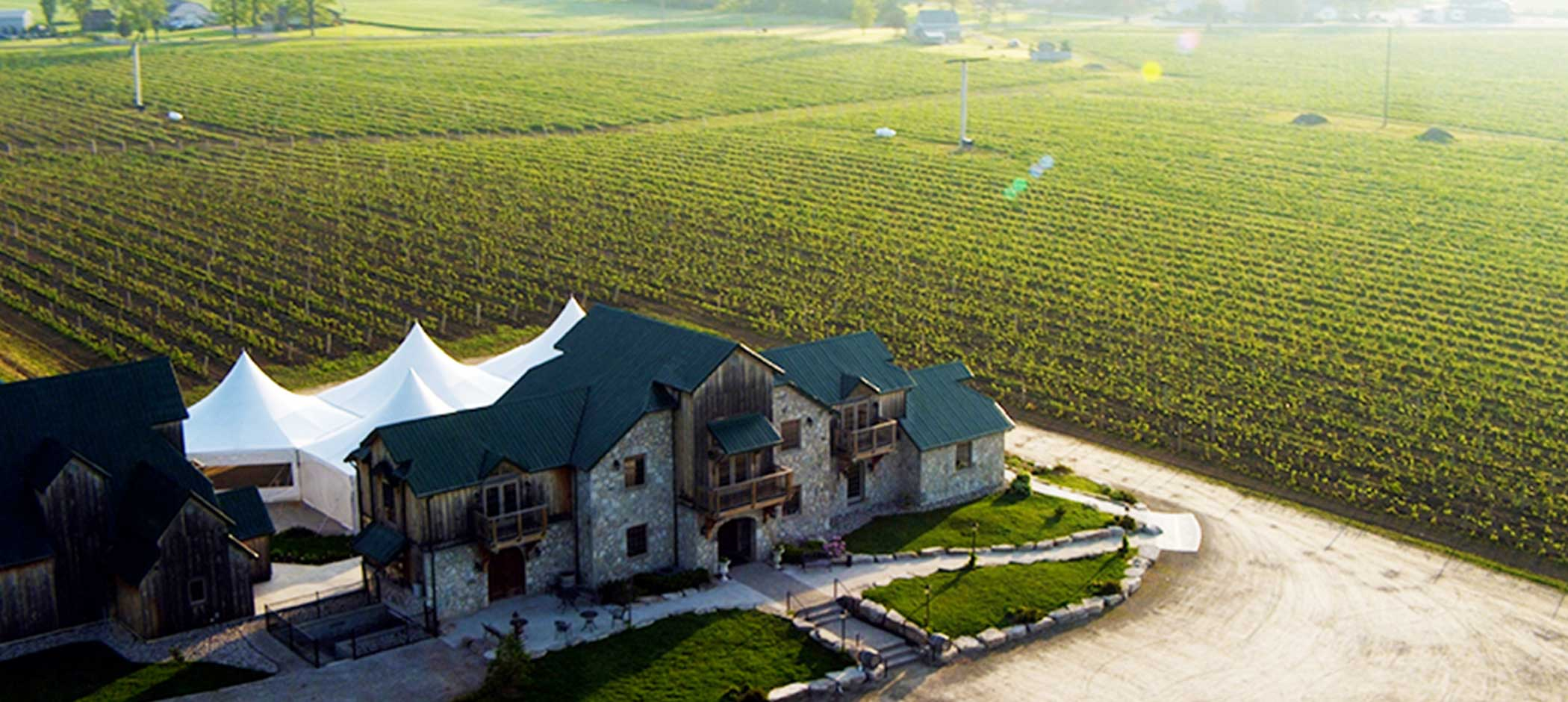 Tourism Windsor Essex Pelee Island Sprucewood Shores Winery