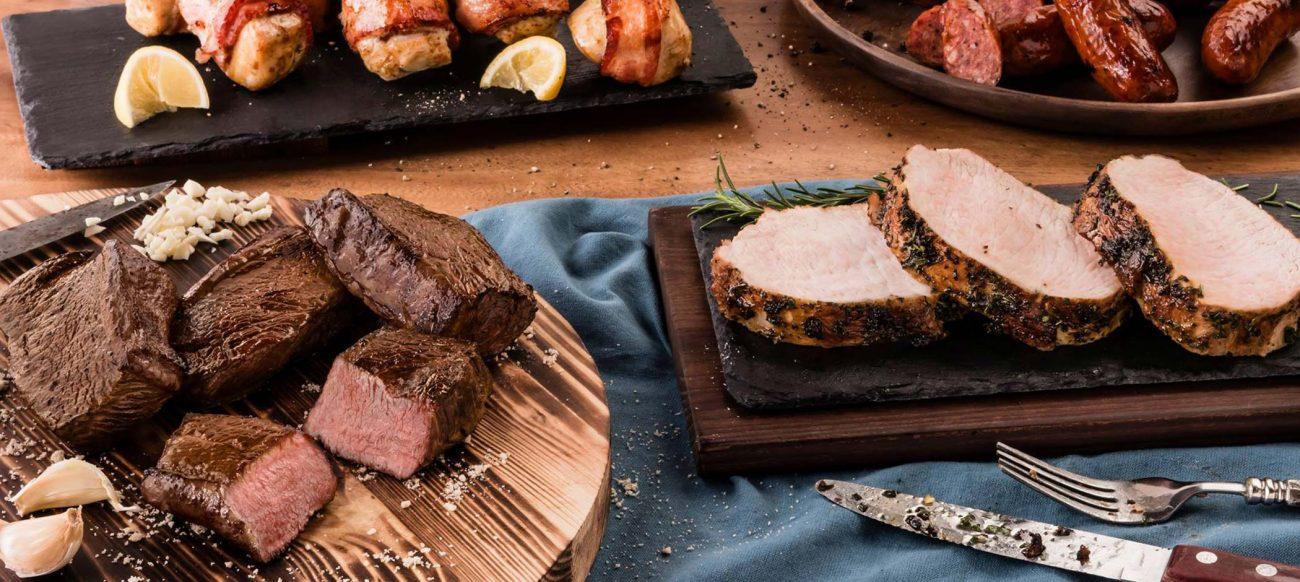 Texas de Brazil meat