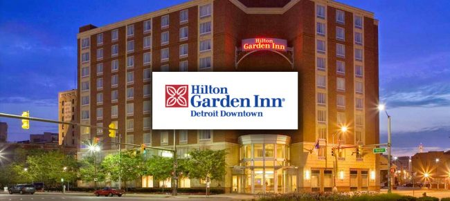 hilton garden inn detroit downtown hotel visitdetroitcom - The Hilton Garden Inn