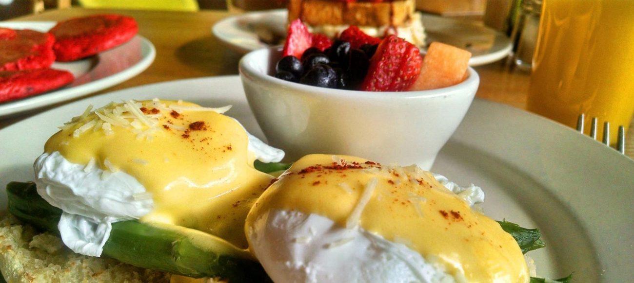 Hudson Cafe breakfast