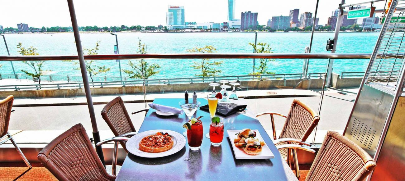 Joe Muer Seafood brunch Detroit