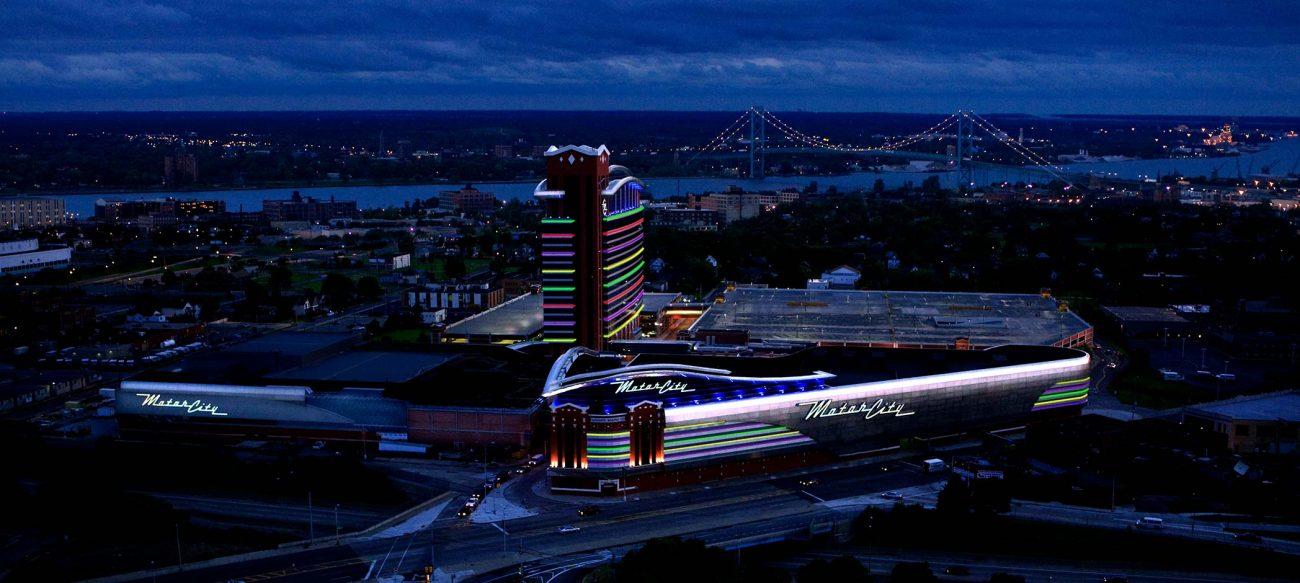 MotorCity Casino Hotel building