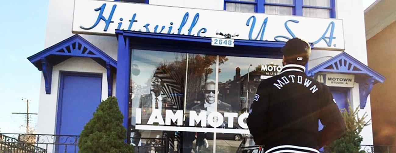 Motown Museum exterior, a unique Detroit museum