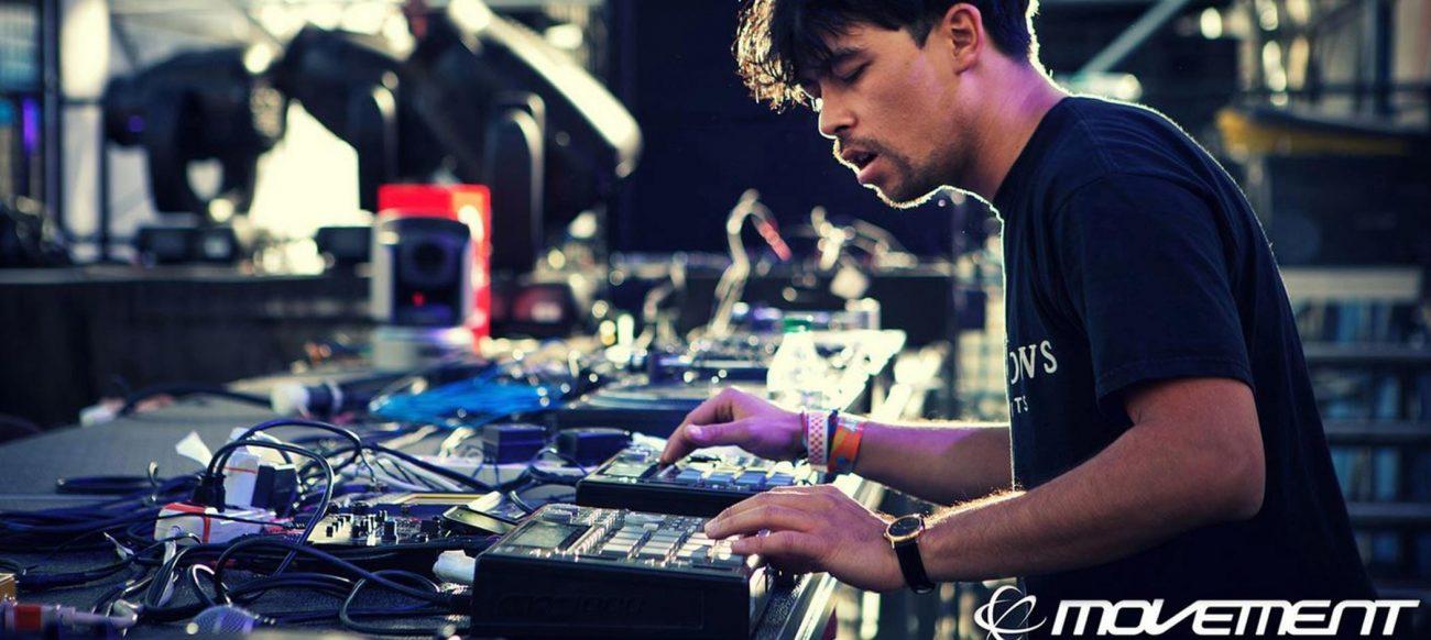 Movement Detroit DJ, Detroit techno