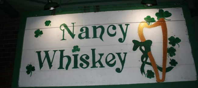 One of the oldest Detroit bars, Nancy Whiskey