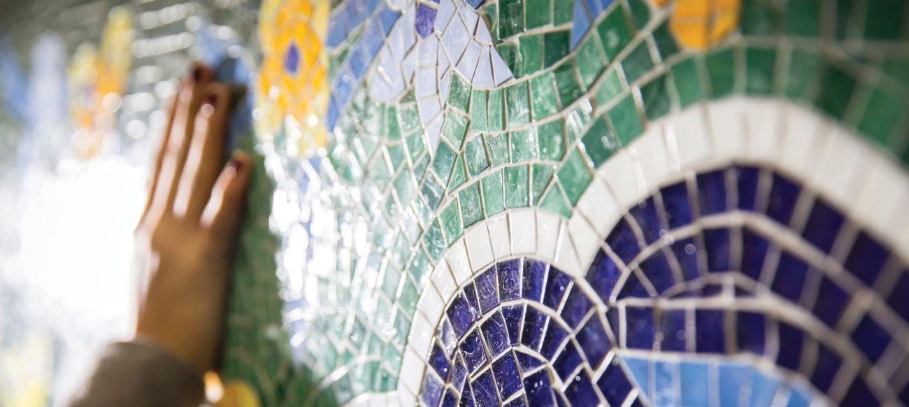 Arab American National Museum mosaic
