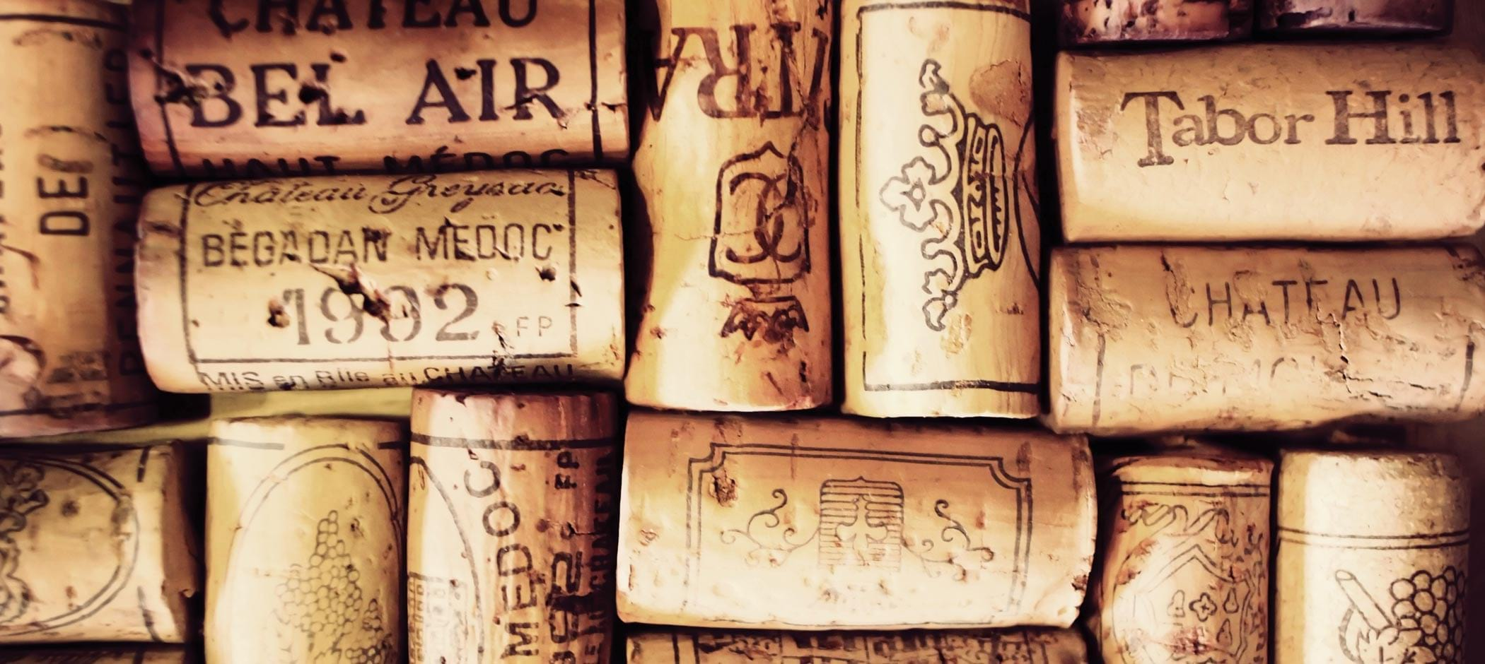 Filipo Marc Winery corks