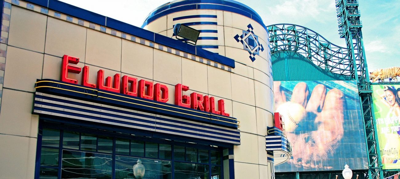 Elwood Bar and Grill near Ford Field