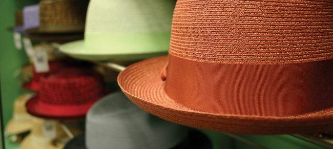 Henry the Hatter hats