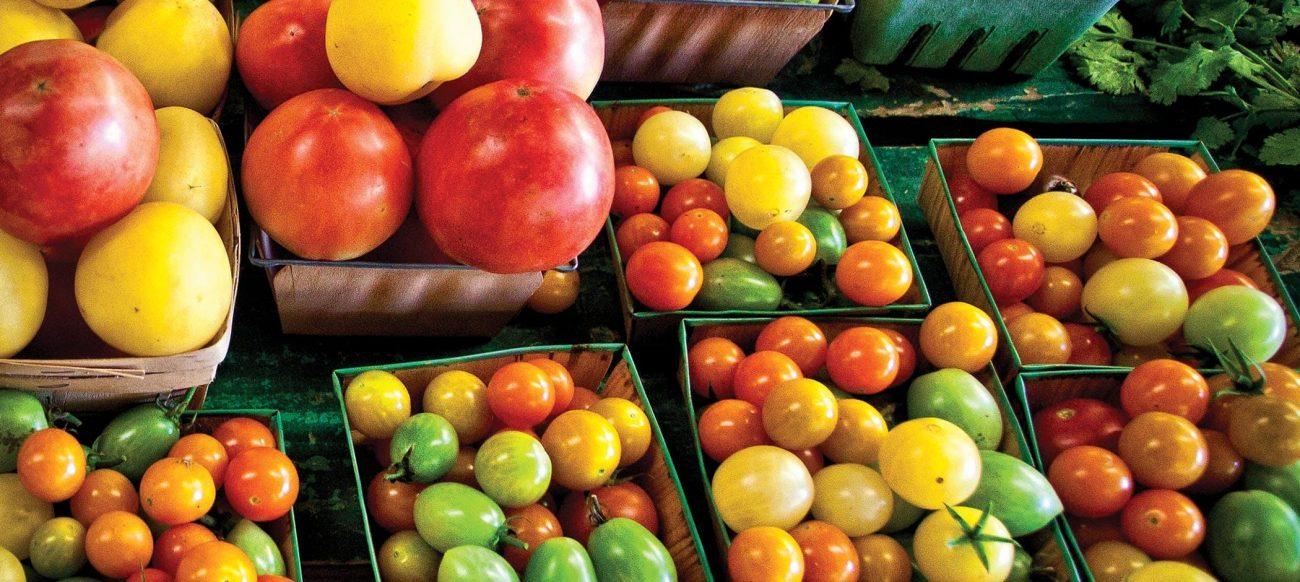 Eastern Market Tomatoes