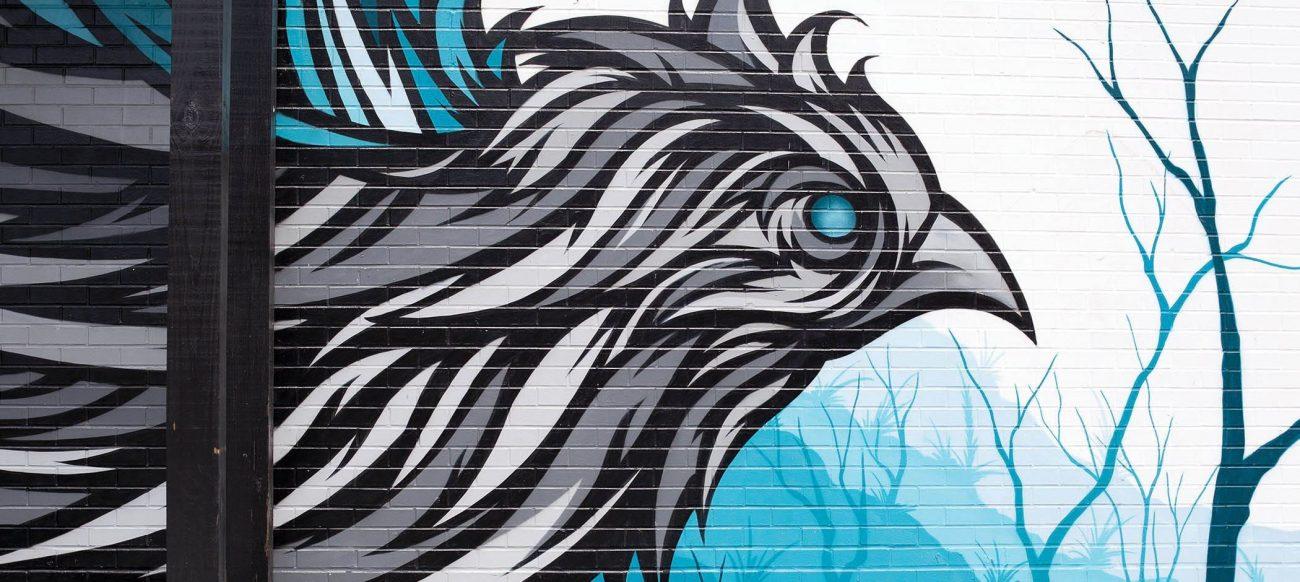 HopCat Mural by Malt