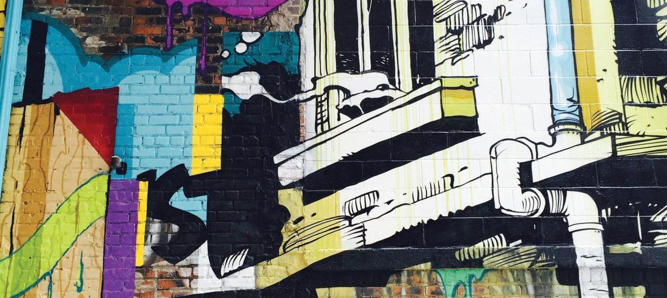 The Belt Mural