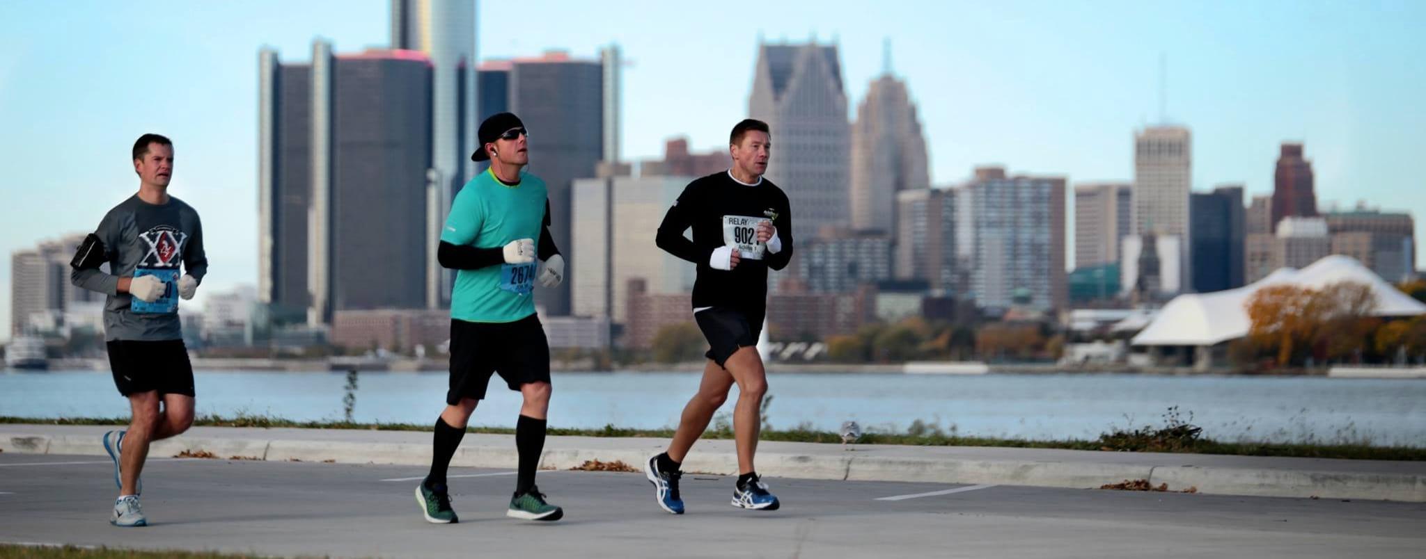 Detroit Free Press Chemical Bank Marathon Visitdetroit Com