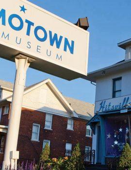 Motown Museum, a Detroit museum