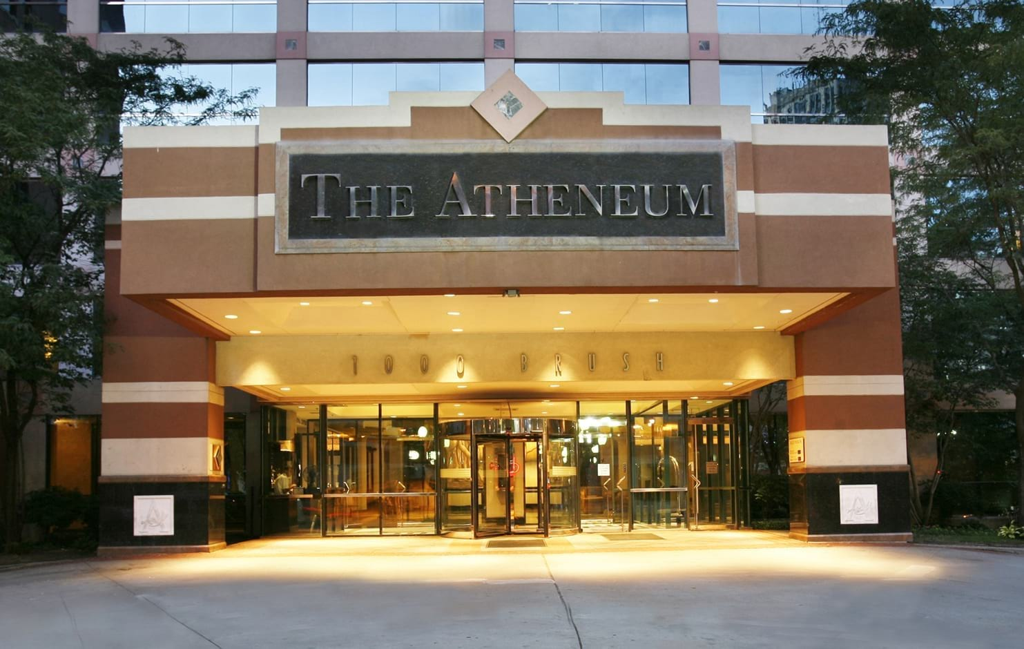 Atheneum Hotel & Conference Center, a downtown Detroit hotel