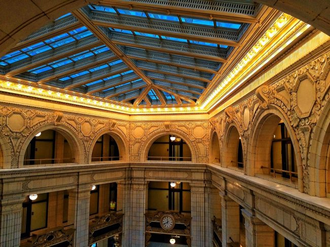 Aloft Hotel architecture