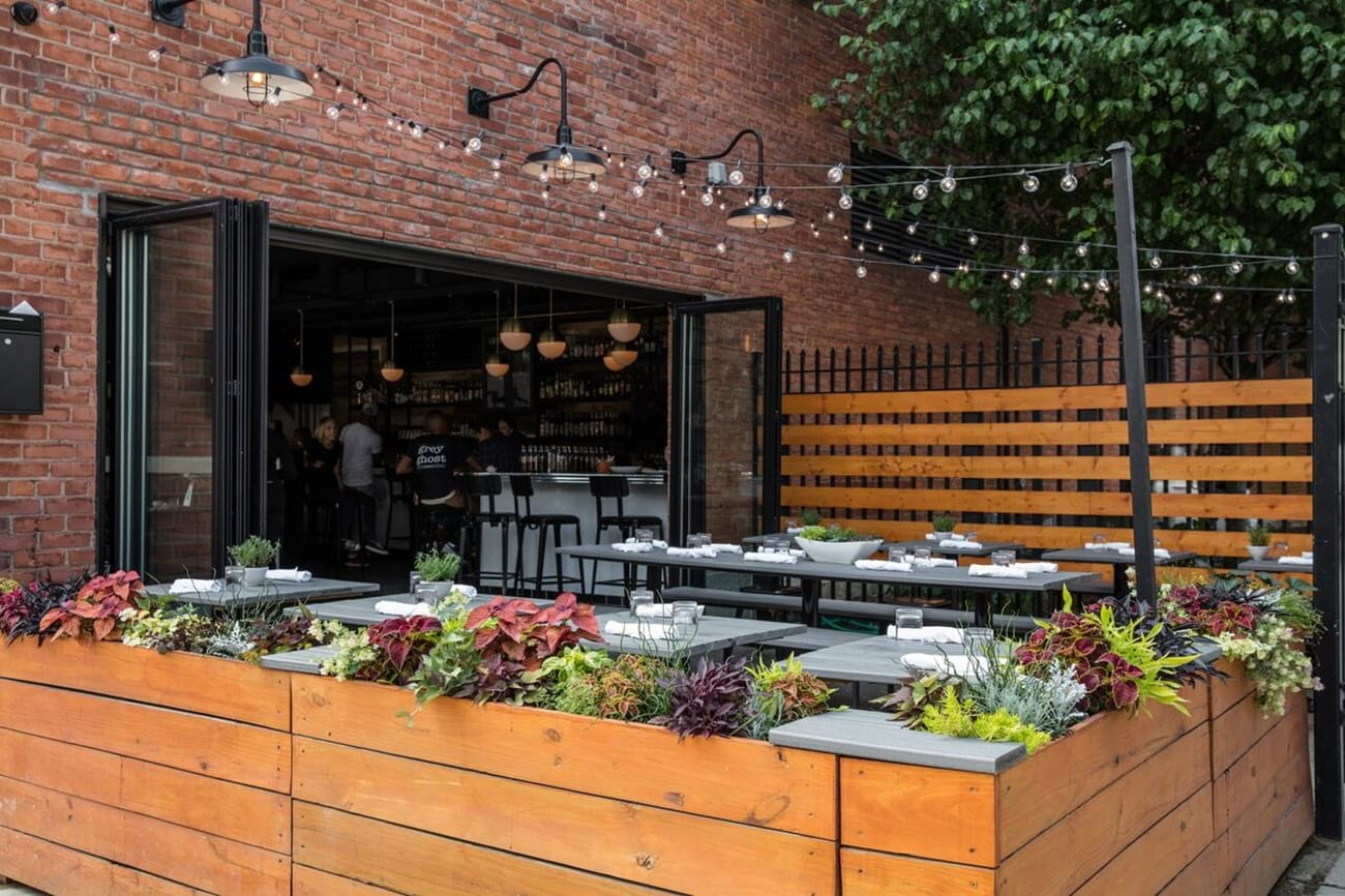 Grab a Drink at These 10 Outdoor Patios in Detroit
