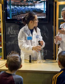 Field trip to the Michigan Science Center