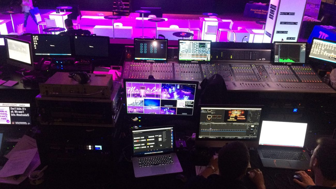 Fairway Productions at the Soundboard