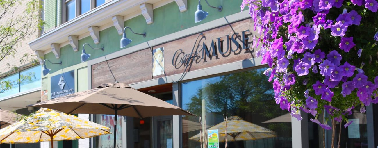 Cafe Muse in Royal Oak
