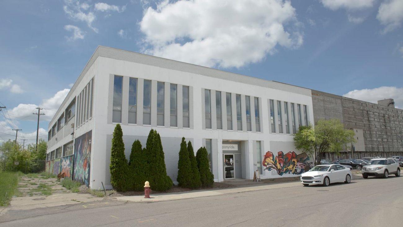 Ponyride in Detroit, a Detroit business Incubator