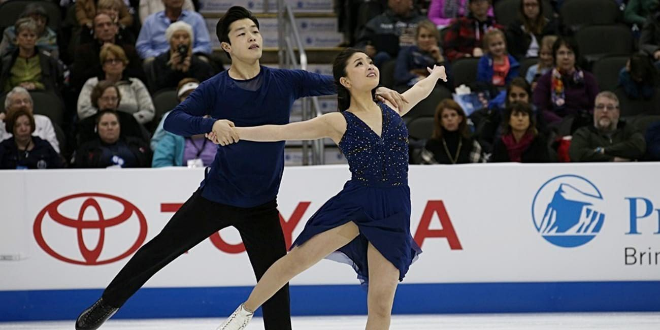 U.S. Figure Skating Championships in Detroit