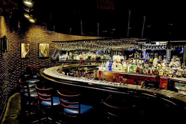 Bakers Keyboard Lounge bar
