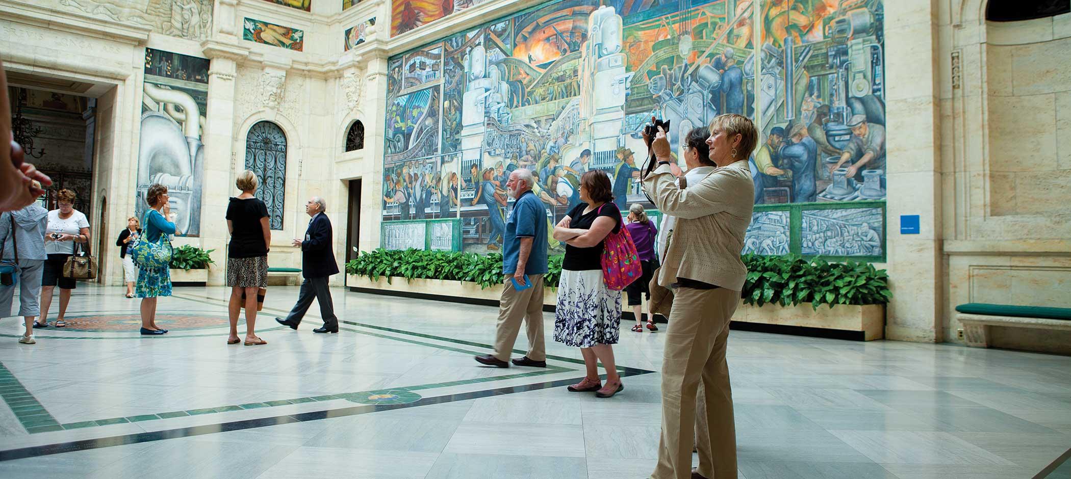 Detroit Metro Convention & Visitors Bureau kicks off National Travel & Tourism Week