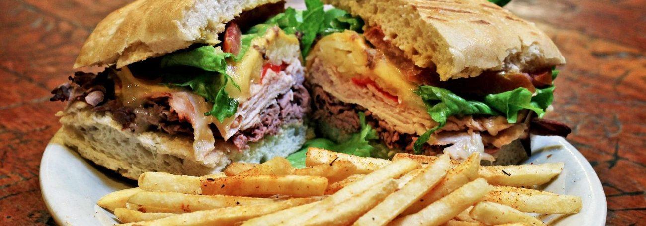 Traffic Jam and Snug sandwich