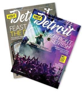 Detroit Riverfront Magazine | Visit Detroit Magazine