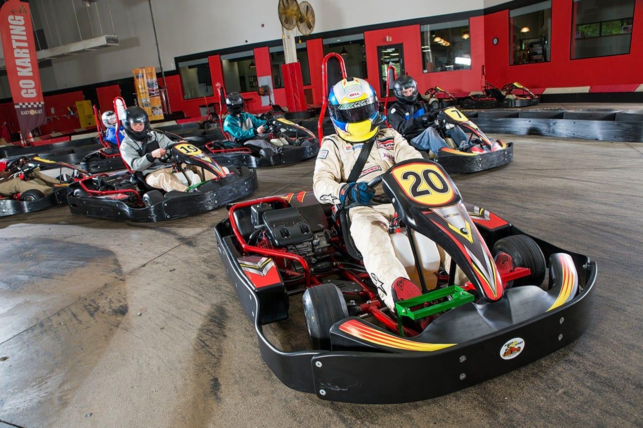 Go Karts in Detroit