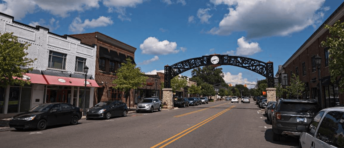 County-of-Wayne-Archway
