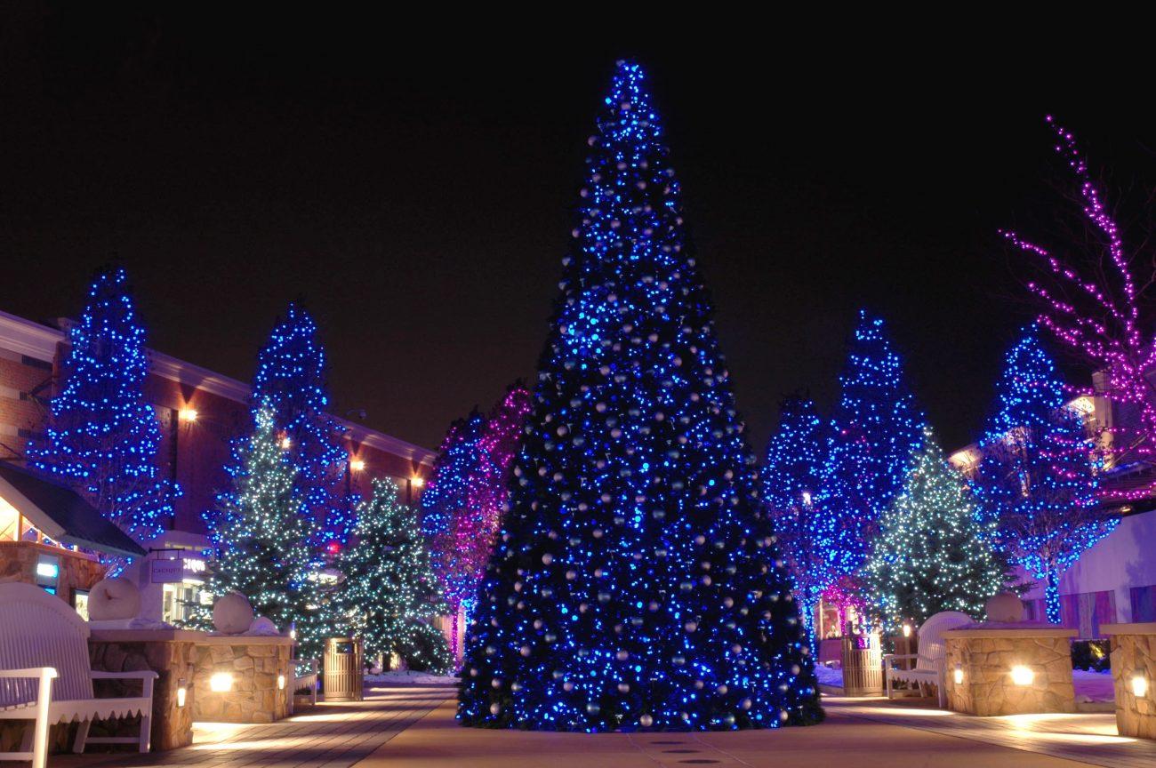 Mall at Partridge Creek holidays