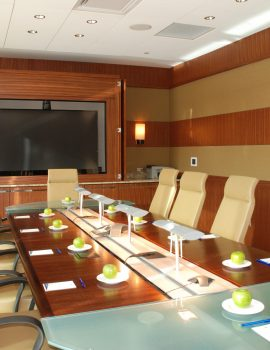 Greektown Casino Hotel meeting room
