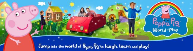 Peppa Pig World Of Play At Great Lakes Crossing Visitdetroit Com