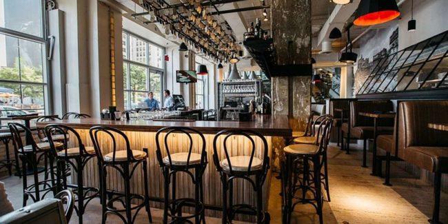 Central Kitchen Detroit Bar