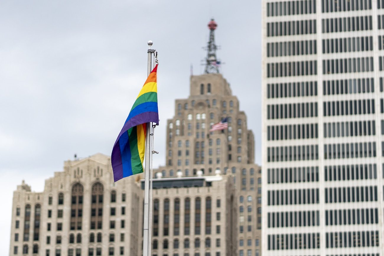Motor City Pride in Detroit