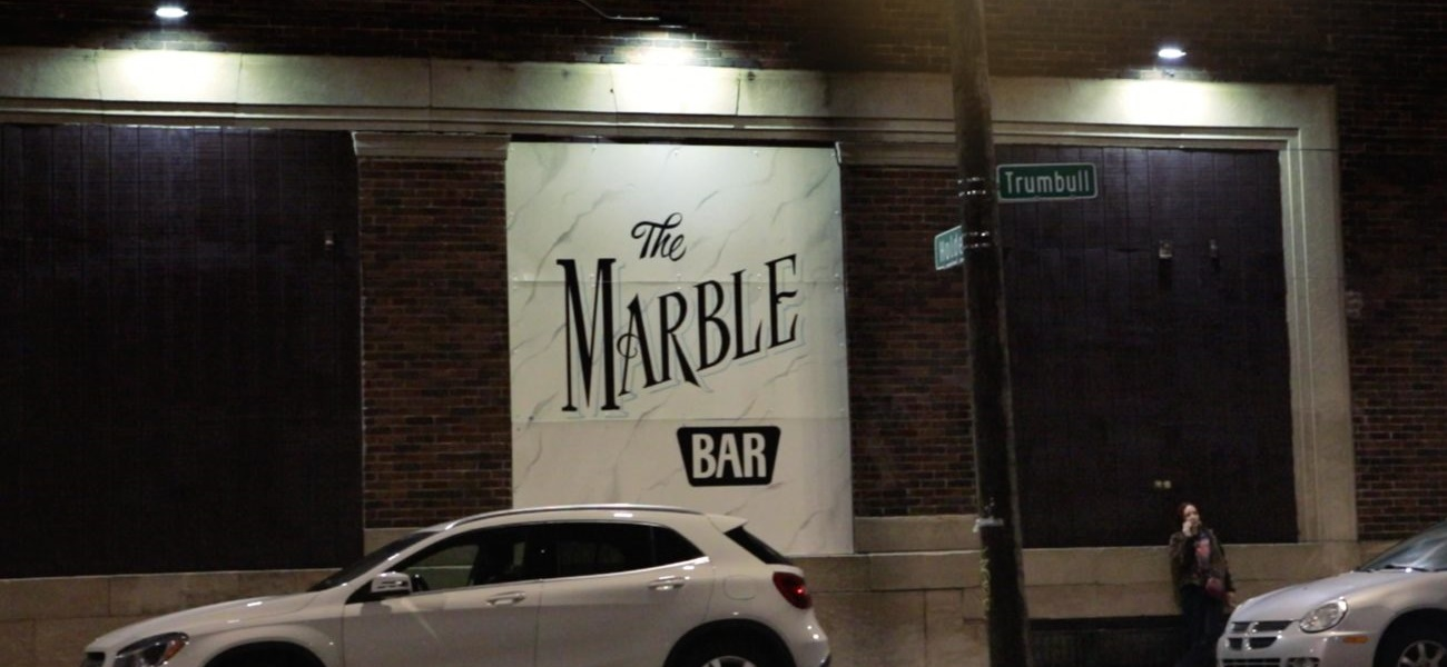 Marble Bar Exterior