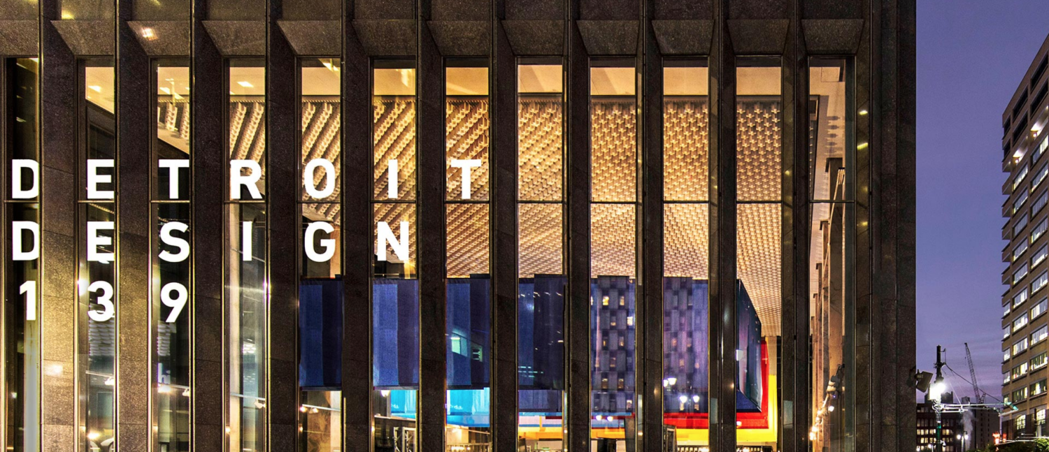 Detroit Month of Design: Experience the Beauty and Art of Detroit