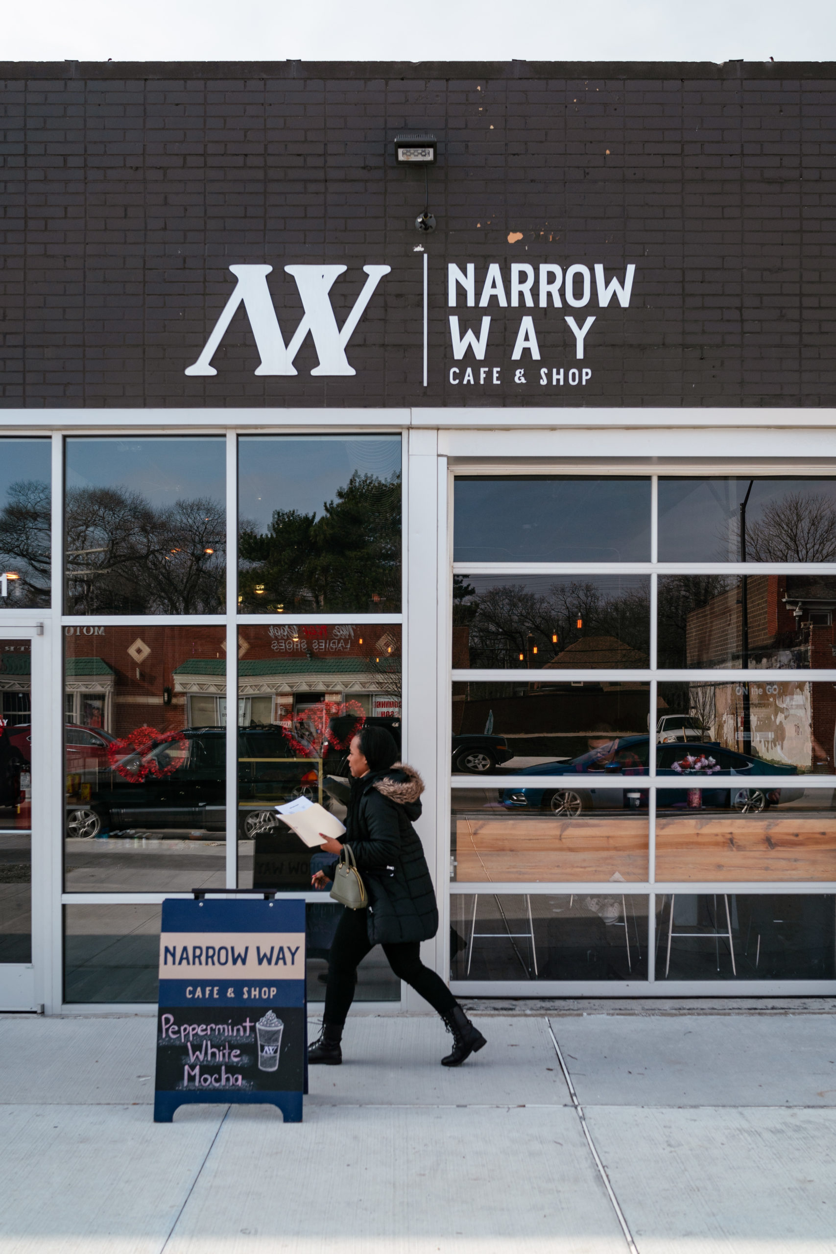 Narrow Way Cafe & Shop